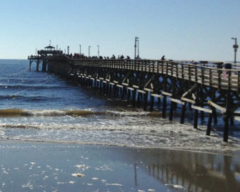 Cherry Grove Pier Live Webcam