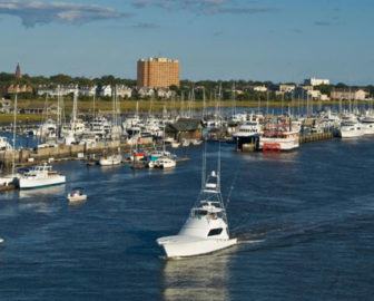 Charleston City Marina Webcam
