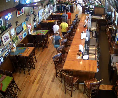 Dead Dog Saloon Bar Cam Murrells Inlet, SC