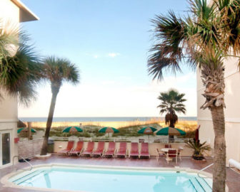 DeSoto Beach Hotel Cam - Tybee Island