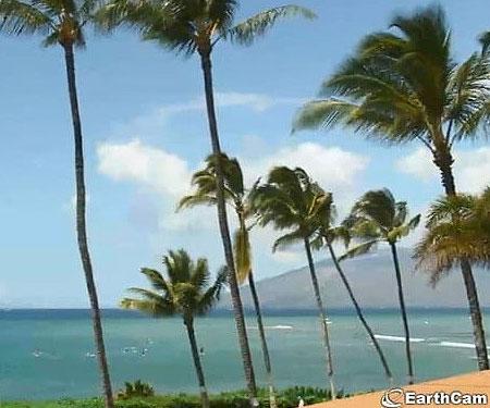 Maui, HI Live Webcam