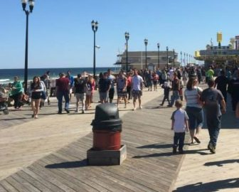 Seaside Heights, NJ Boardwalk Cam