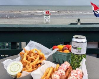 Easton Beach Snack Bar Cam Newport RI