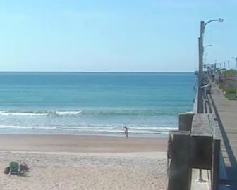 Emerald Isle Beach, NC Webcam from EiLiveSurf