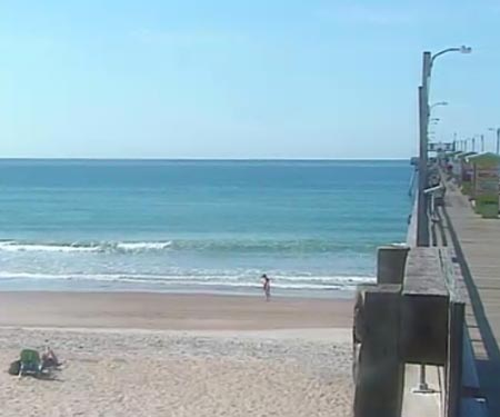 Emerald Isle Beach Nc Webcam From Eilivesurf
