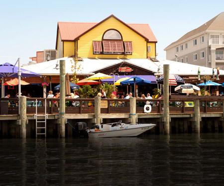 Fish Tales Dock Cam Ocean City MD