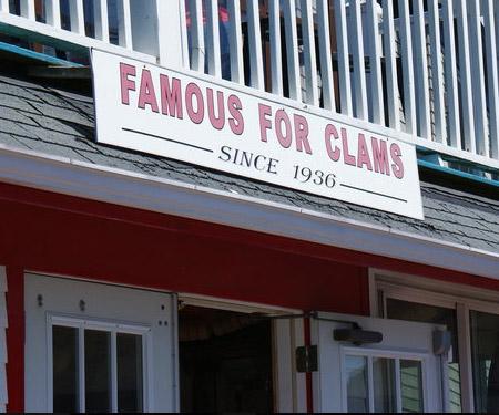 Flo's Clam Shack Cam