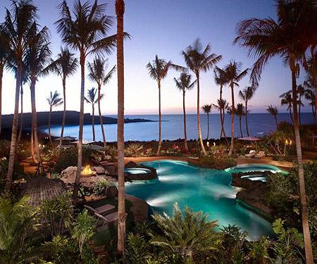Four Seasons Resort Lanai - Hawaii