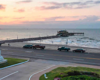 Galveston Seawall Live Cam
