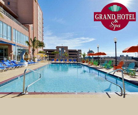 Grand Ocean & Spa in Ocean City, MD