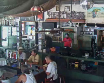 Green Parrot Bar Cam in Key West