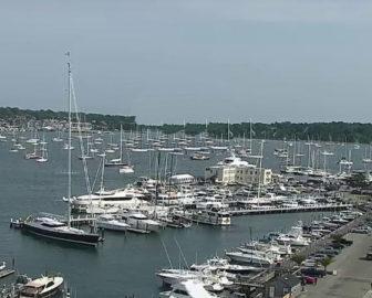Newport, RI Harbor Live Cam