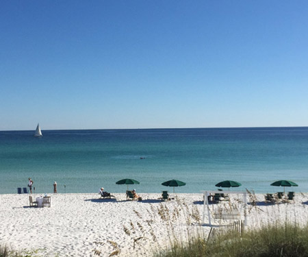 Destin Beach Cam At Henderson Park Inn