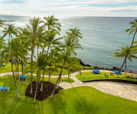 Live Webcam at Hilton Waikoloa Village