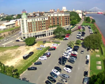 Live Cam of Historic Savannah