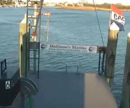 Hoffman's Marina Webcam
