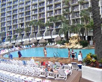 Holiday Inn Resort Pool Cam
