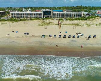 Hotel Tybee Live Beach Cam