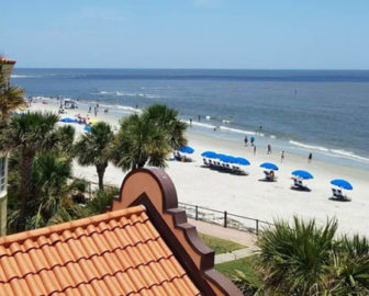 Saint Simons Island Oceanfront Webcam