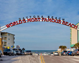 Daytona Beach Worlds Most Famous Beach