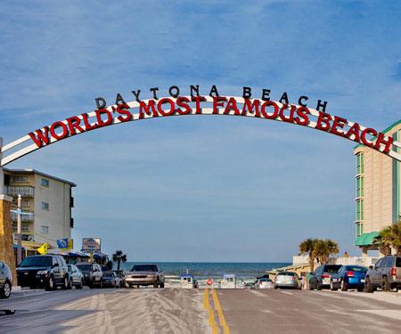 Daytona Beach Worlds Most Famous Beach