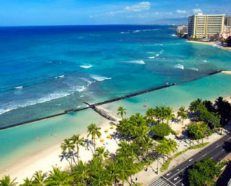 Honolulu Webcams - Live Beaches