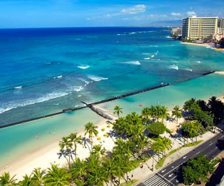 Waikiki Beach Marriott Resort Live Webcam In Honolulu Live