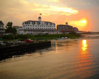 The National Hotel - Block Island