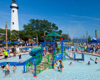 Neptune Park Fun Zone Cam