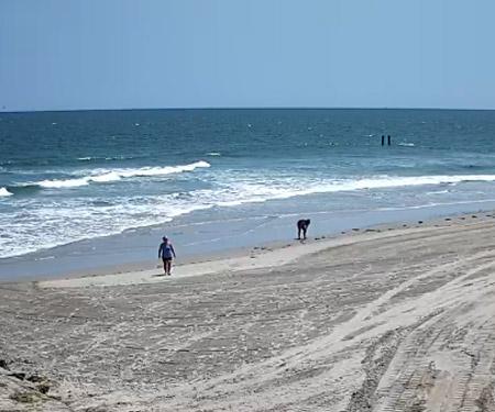 Atlantic City, NJ Surf Cam