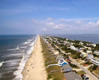 Aerial Tour Of Emerald Isle Nc