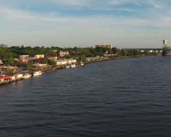 Aerial Tour of Wilmington NC