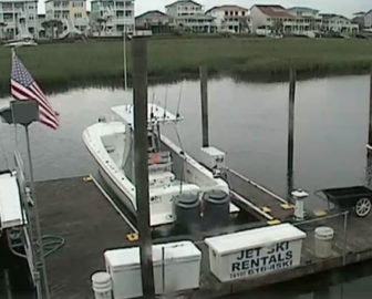 Ocean Isle Fishing Center Boat Cam
