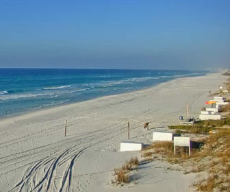 Live Beach Cam from Miramar Beach, FL