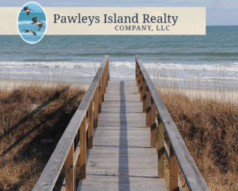 Pawleys Island Realty Live Beach Webcam