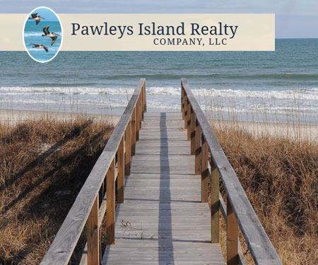 Pawleys Island Realty Live Beach Webcam