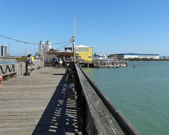 South Padre Island Pier 19 Live Cam