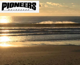 Live Surf Cam by Pioneers Board Shop