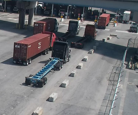 Port of Virginia Terminal Cameras