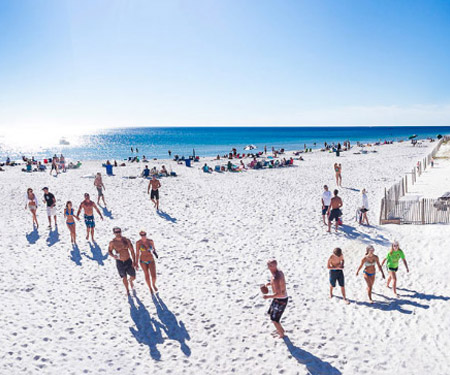 Schooners Beach Cam - Panama City Beach