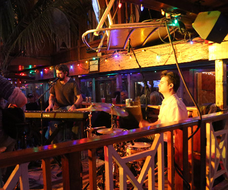 Seacrets Live Tiki Bar Cam
