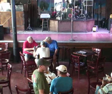 Sloppy Joe's Live Stage Cam in Key West