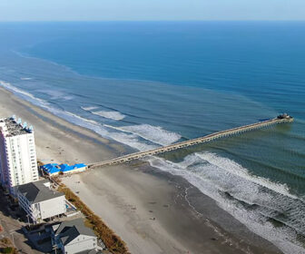 Aerial Tour of North Myrtle Beach, SC