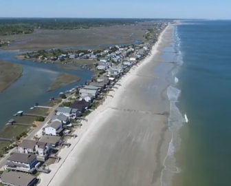 Aerial Tour of Pawleys Island, SC