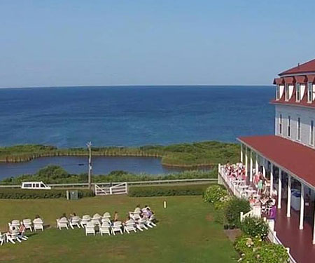 Spring House Hotel on Block Island