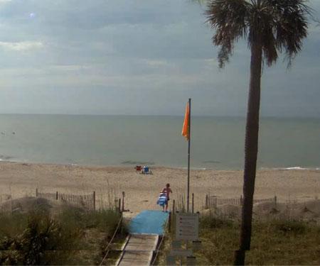 Webcam myrtle beach state park