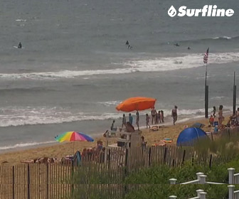 Croatan Beach, VA Surf Cam by Surfline