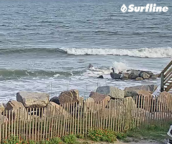 folly beach sc surf cam by surfline live beaches