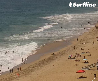Zuma Beach Surf Cam by Surfline