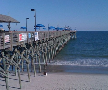 The Pier At Garden City